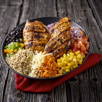 PIRI BOL Chicken Supreme
